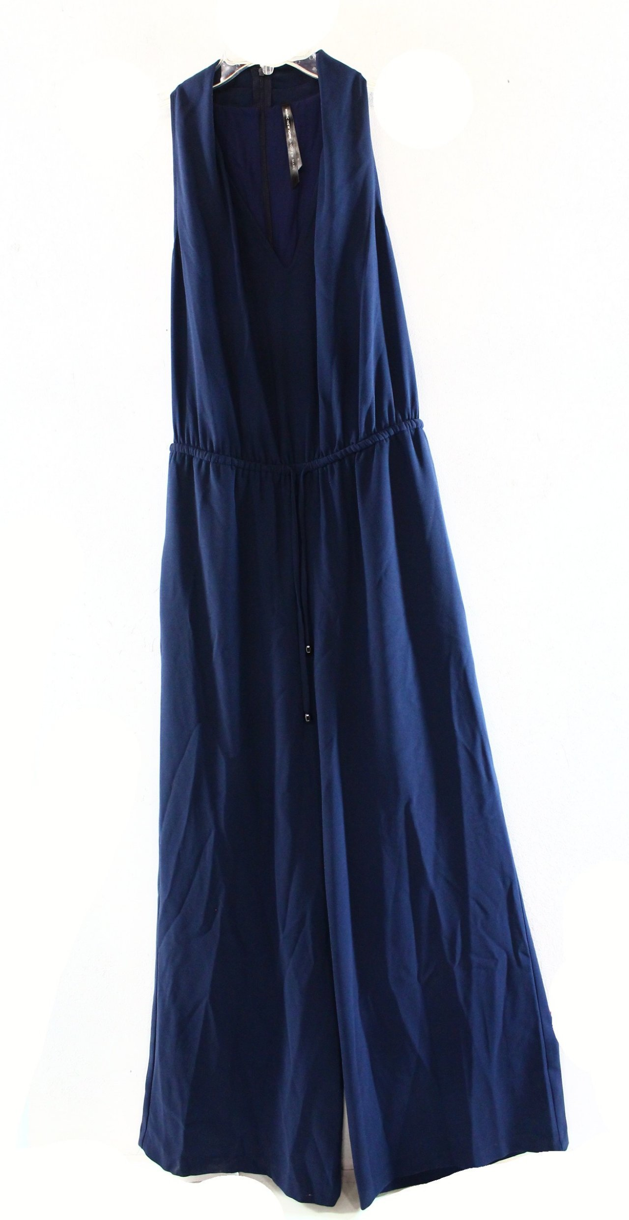 Model Blaque Label Sleeveless Jumpsuit  Navy In Blue Navy  Lyst