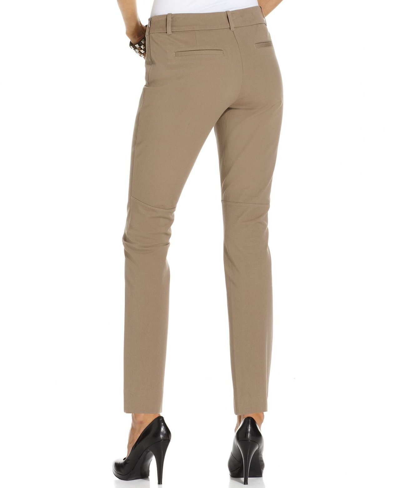 Innovative Black Skinny Dress Pants Women  Fat Pants
