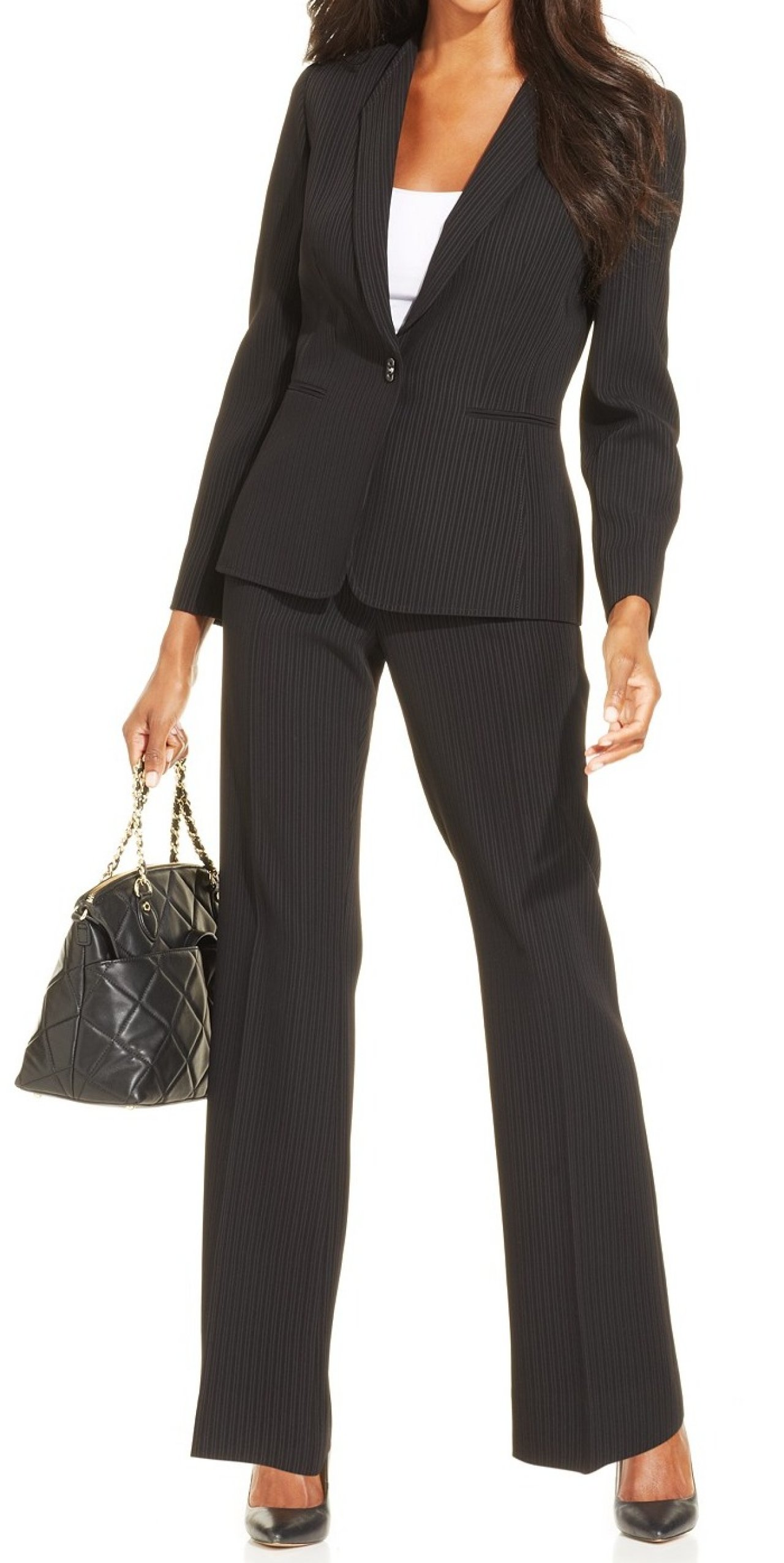 Creative Beautiful Grey Women39s Suit Business Attire  Women39s Business