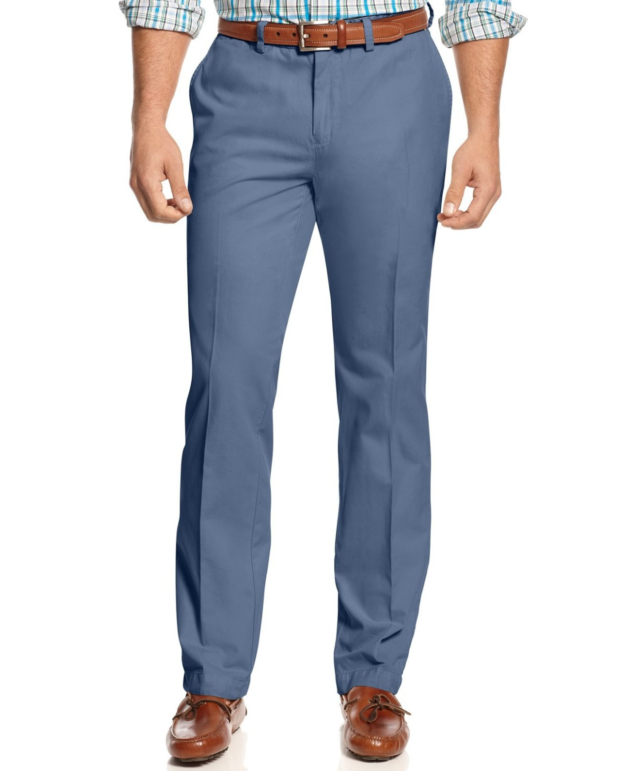 Tommy Bahama New Blue Mens Big And Tall 44 Khakis Chinos