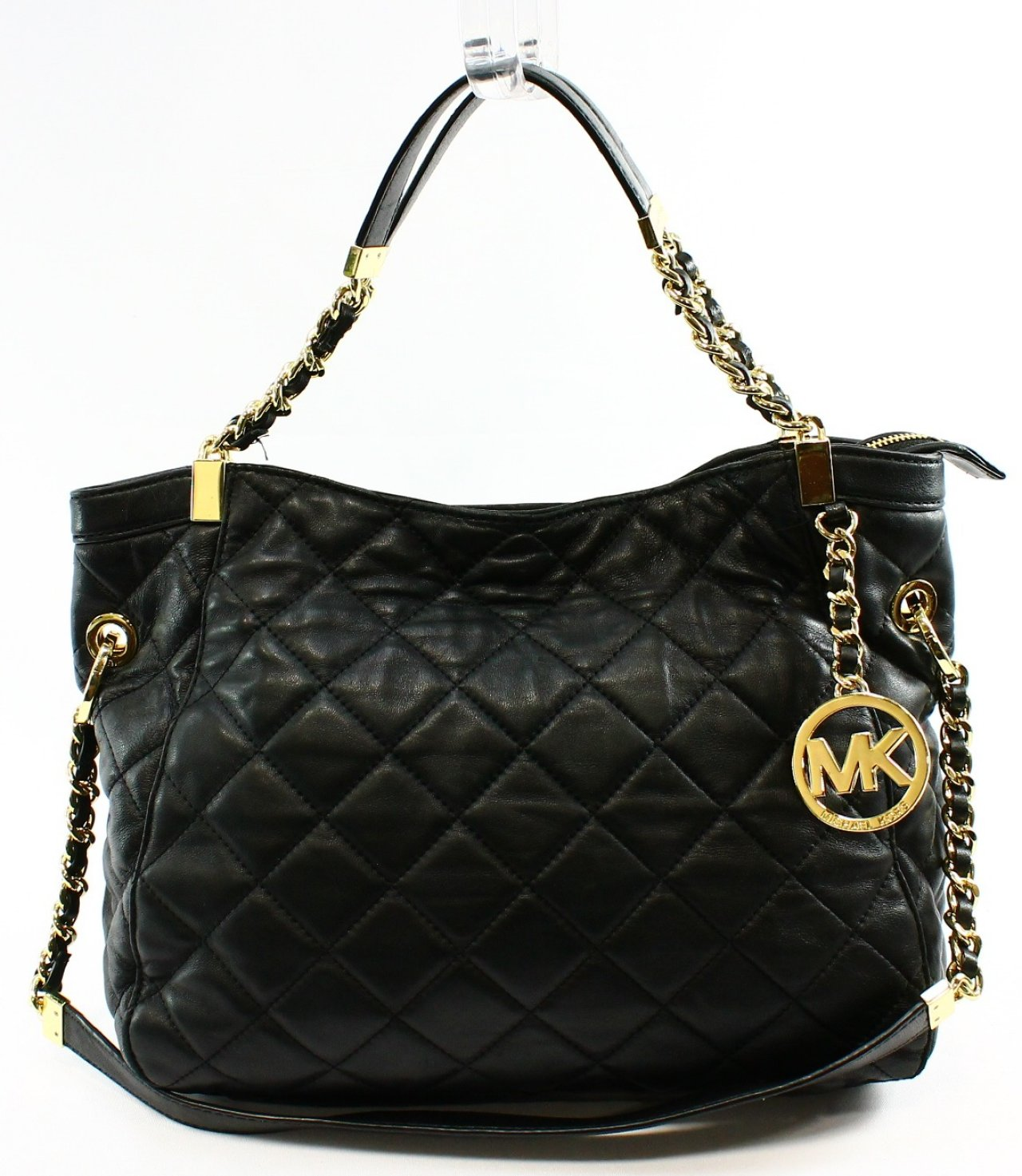 27f3dcccdeaf Michael Kors Susannah Quilted Shoulder Bag | Stanford Center for ...